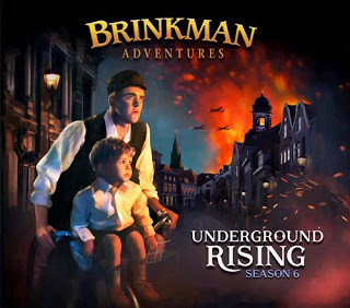 Brinkman Adventures Season 6 Underground Rising Review