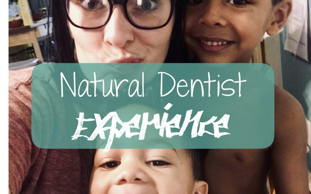 First Time Natural Dentist