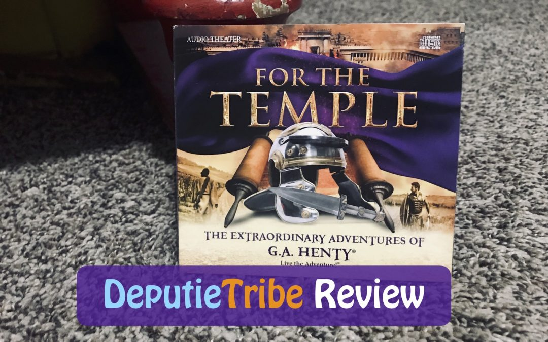 For The Temple Heirloom Audio Review