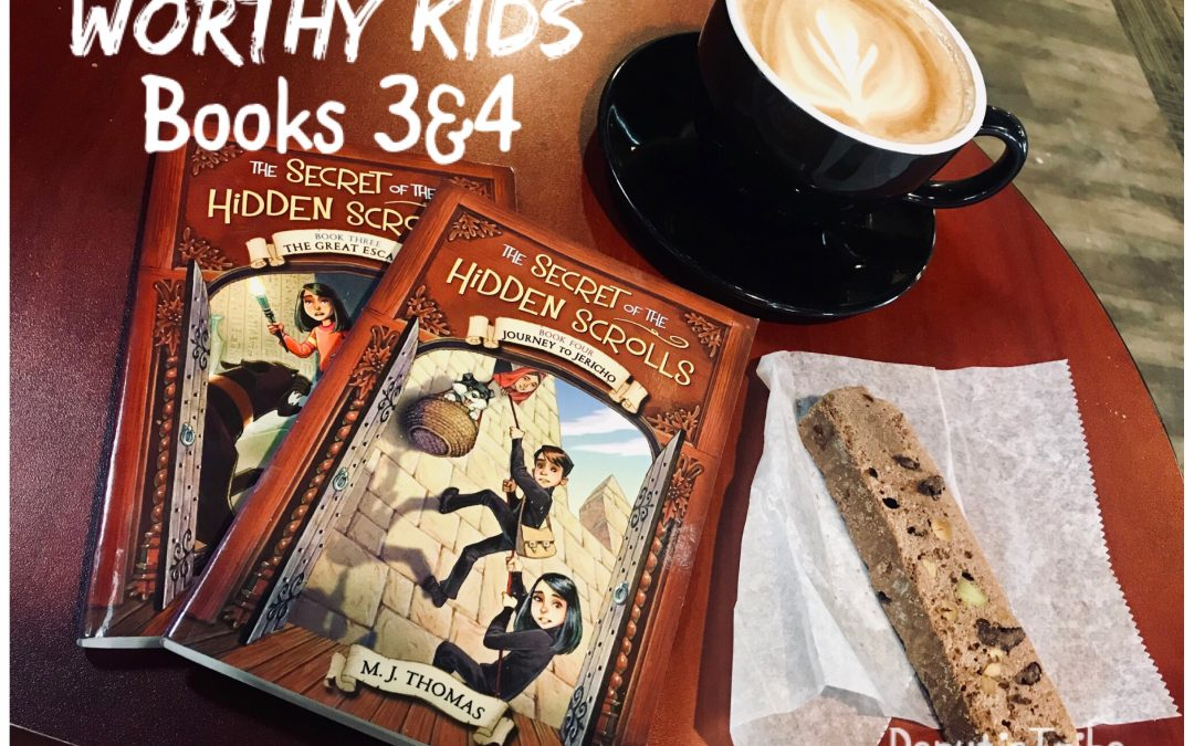 Worthy Kids Book #3 & #4 Review