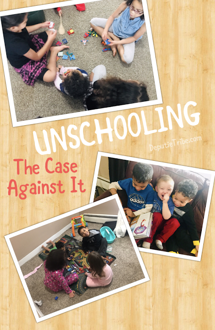 Unschooling? The Case Against It.