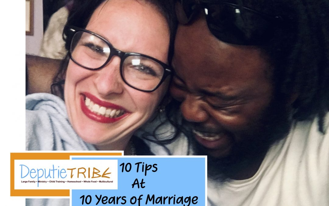 10 Tips Marriage At 10 Years
