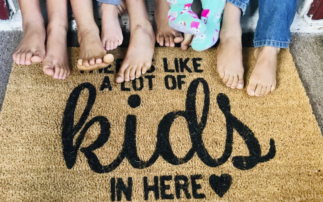 HeartandHumor Entry Mat