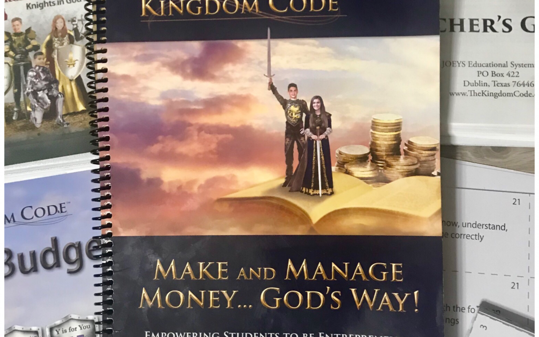 Raising Entrepreneurs The Kingdom Code Review