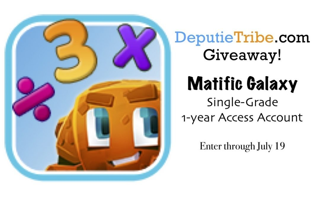 Matific Galaxy Giveaway/Competition!
