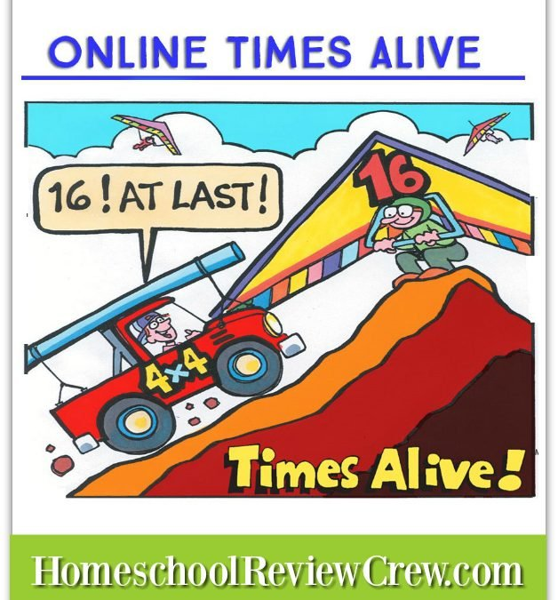 Times Alive Online Review