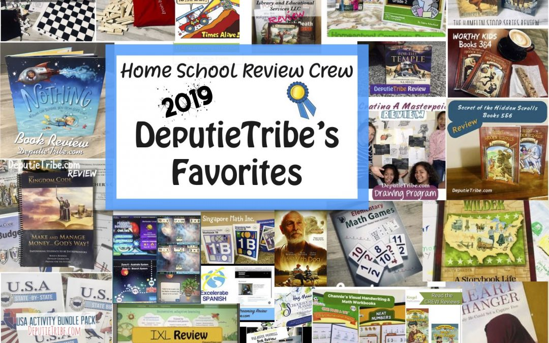 2019 DeputieTribe Review Awards!