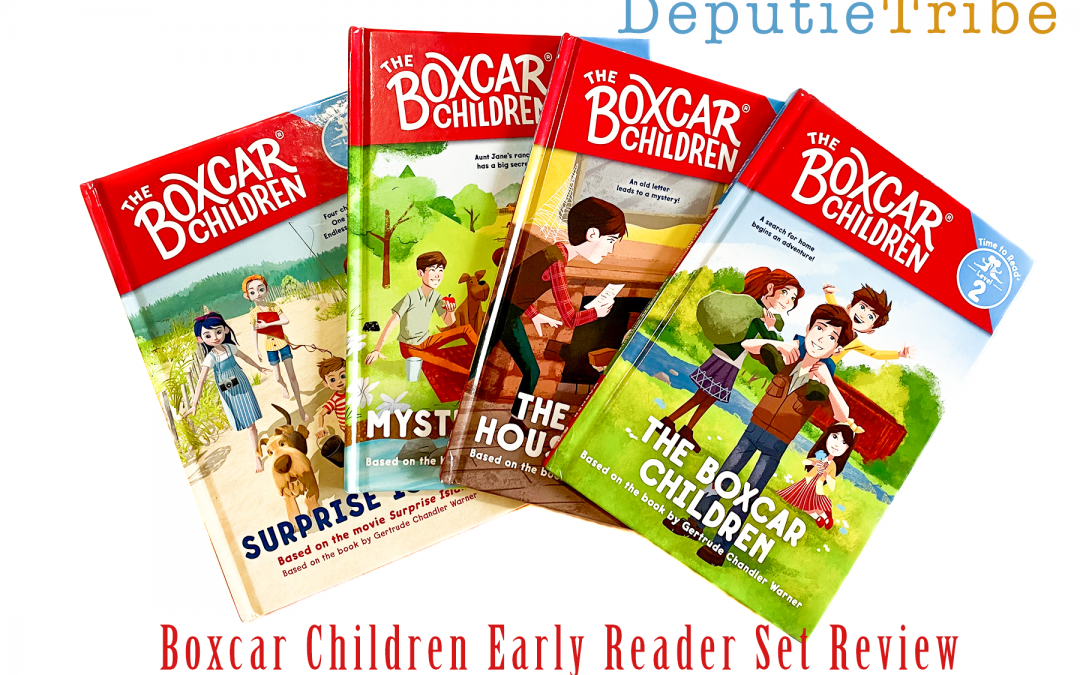 The Boxcar Children Early Reader Set Reveiw