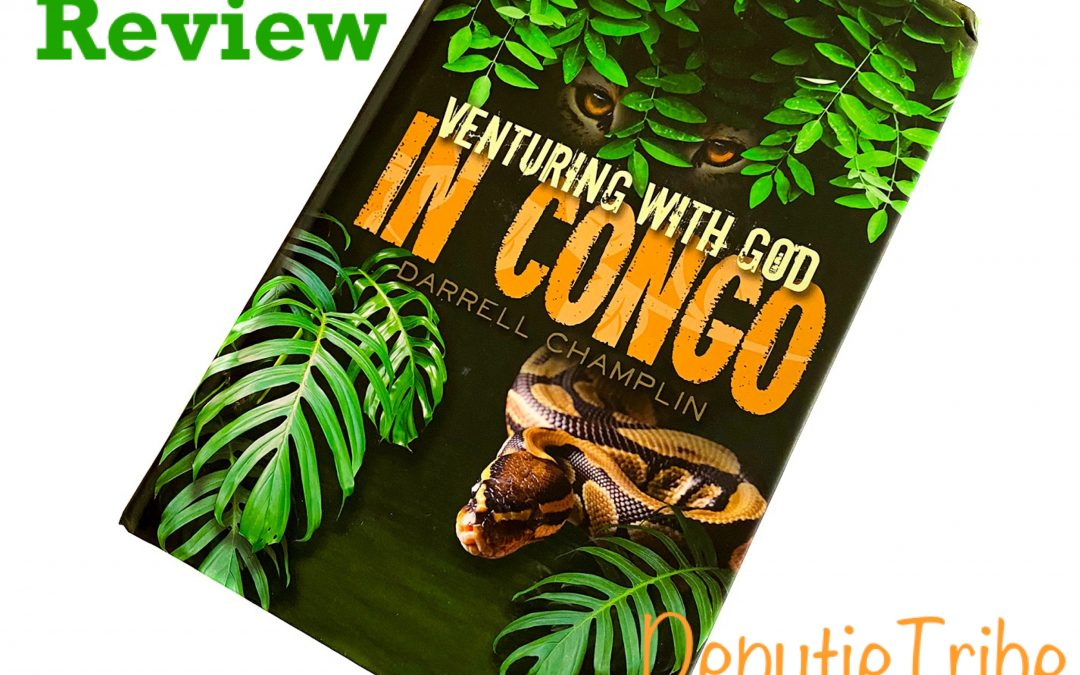 Venturing with God in Congo Book Review