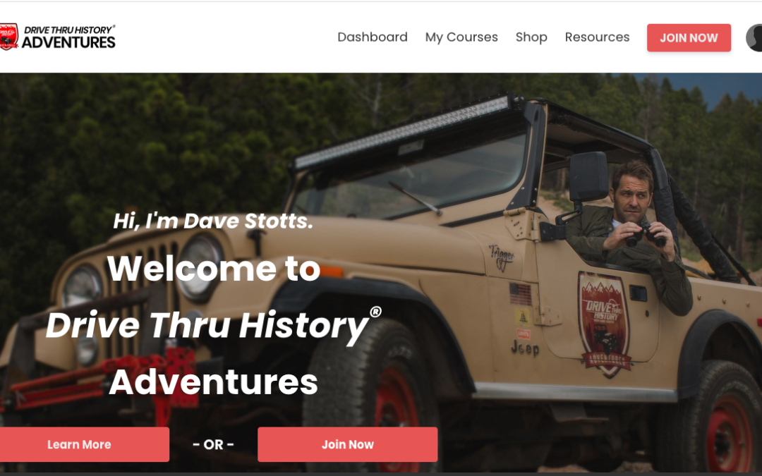 Drive Thru History® Adventures – Bible Unearthed Review